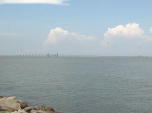 The Galveston Causeway