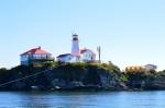 British Columbia Lighthouse