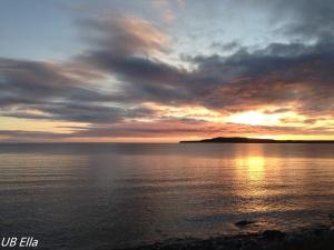 Pancake Bay Sunset